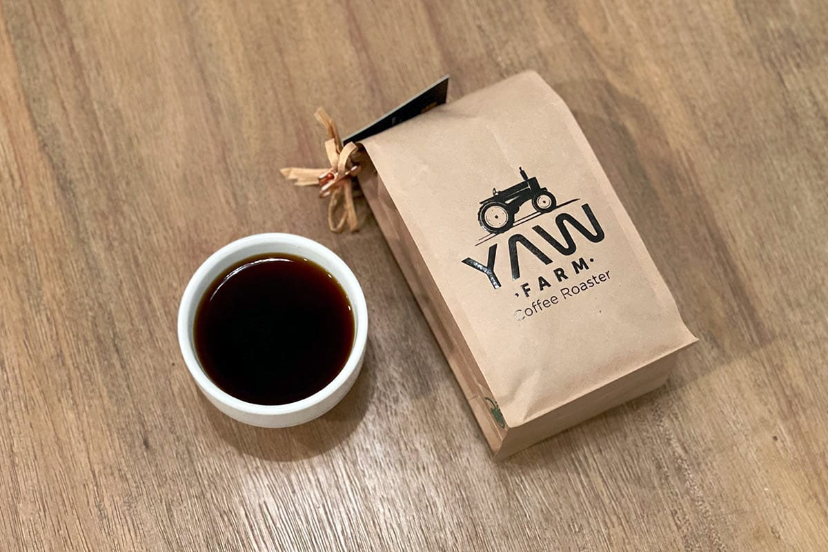 Ethiopia - Organic Ardi Sidama from Yaw Farm Coffee Roaster