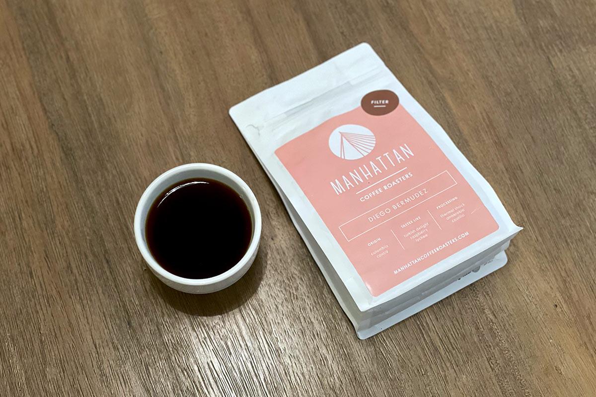 Diego Bermudez – Manhattan Coffee