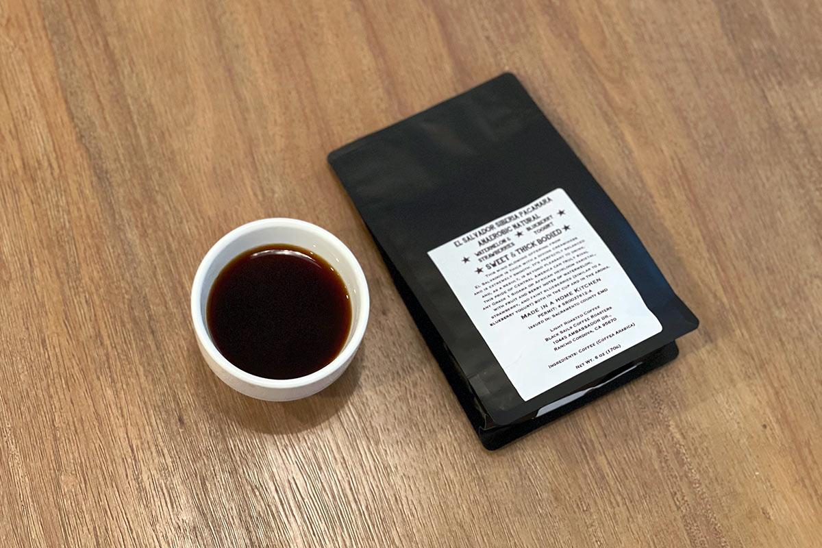 El Salvador Siberia Anaerobic Natural Pacamara – Black Sails Coffee