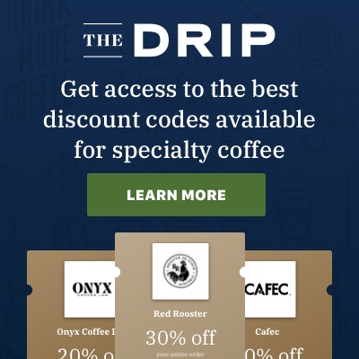 Get access to the best discount codes available for specialty coffee