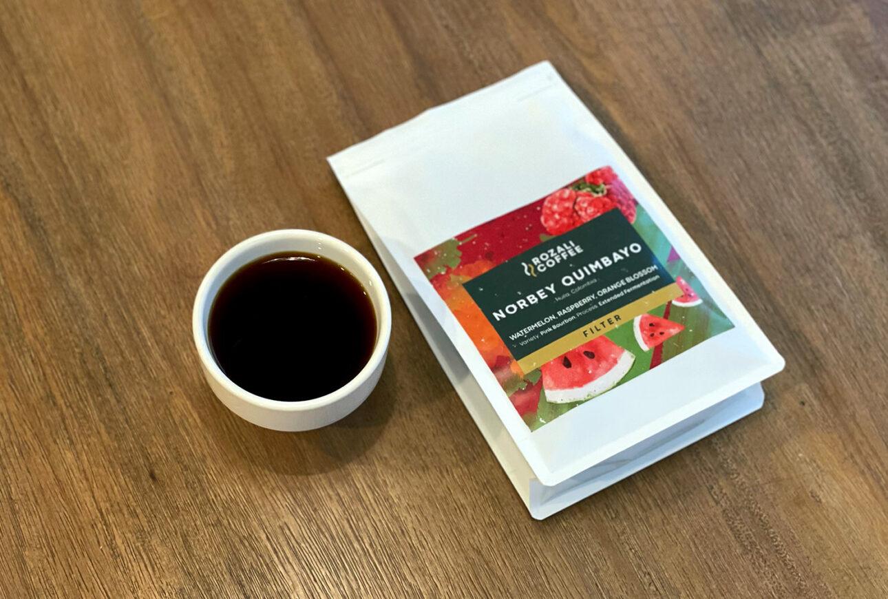 Norbey Quimbayo – Rozali Coffee