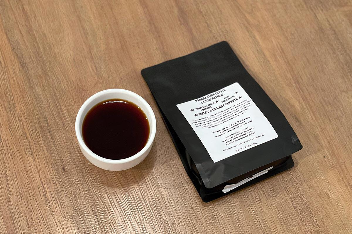 Panama Elida Estate Catuai Natural from Black Sails Coffee