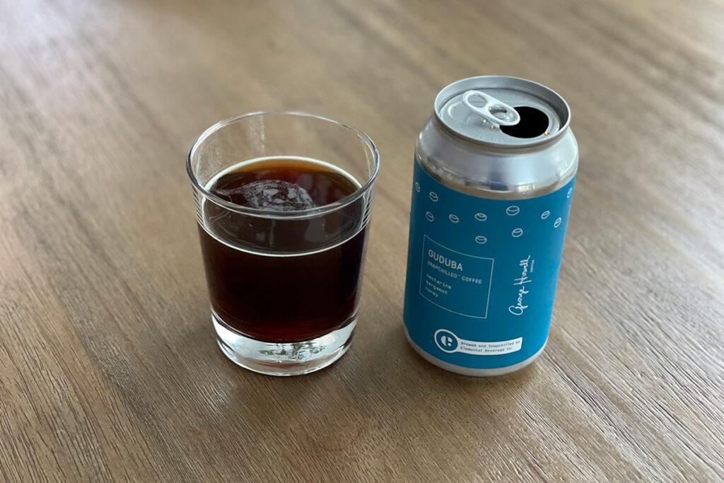 Snapchilled Guduba – George Howell Coffee + Elemental Beverage Company