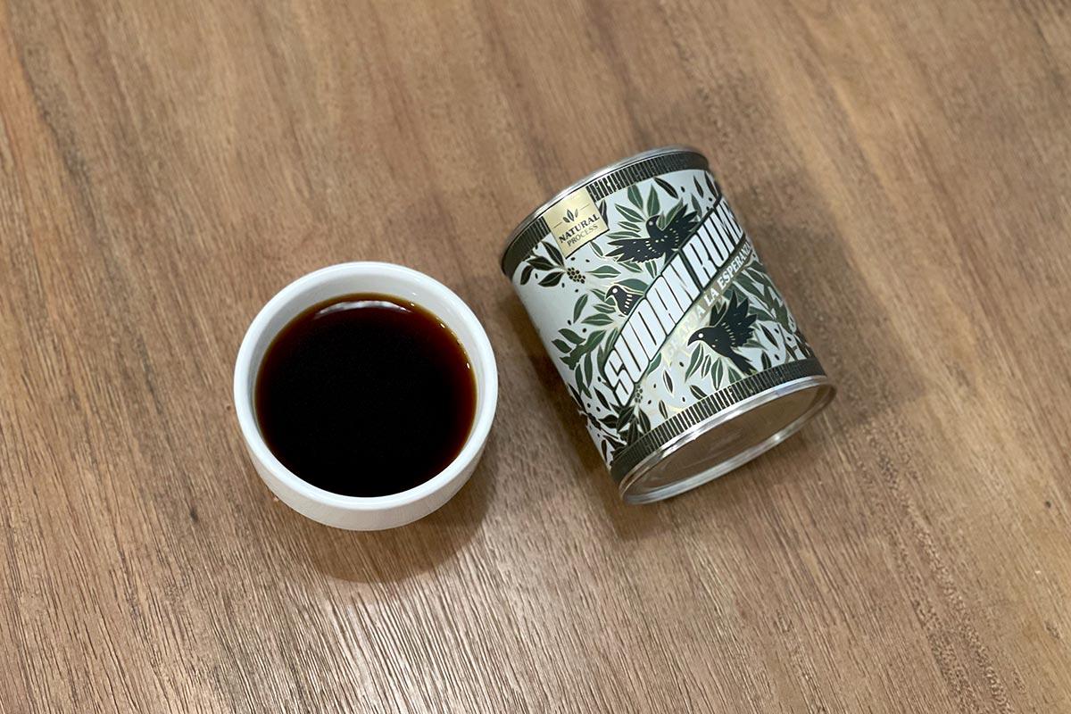Sudan Rume Heirloom – Corvus Coffee