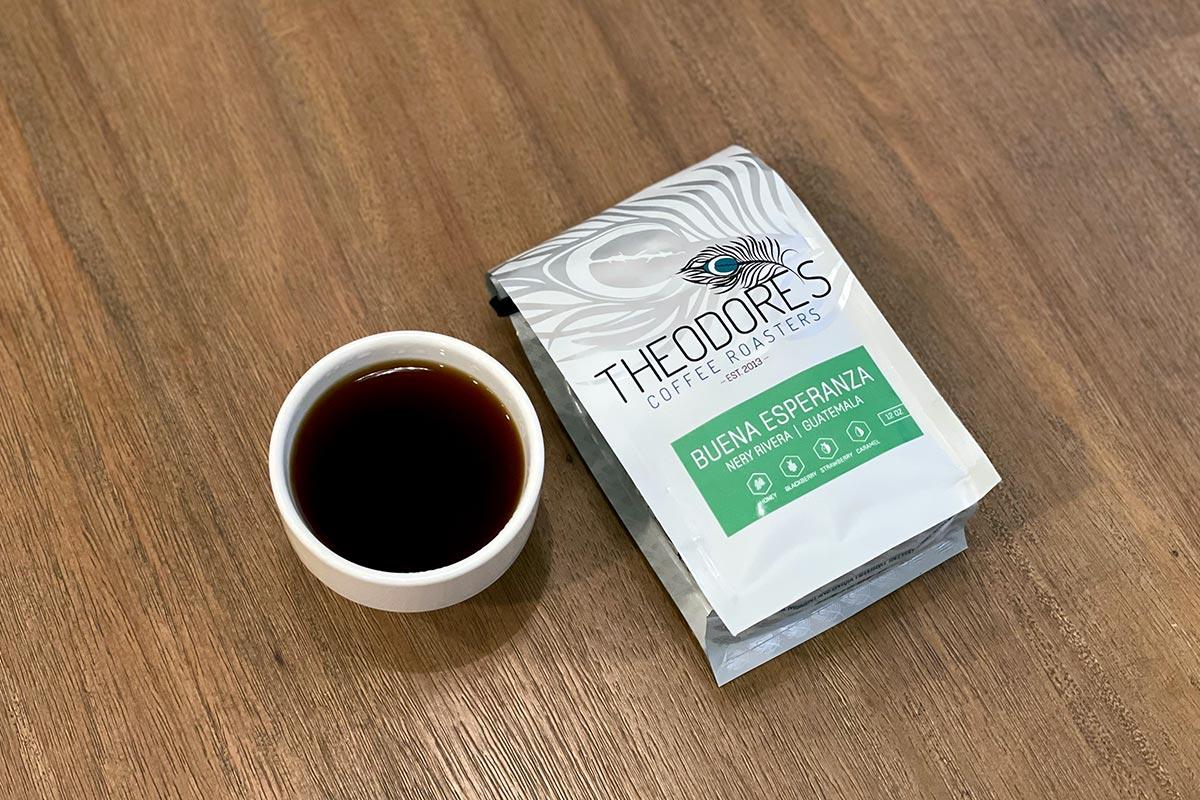 Buena Esperanza – Theodore's Coffee Roasters
