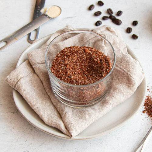 All Purpose Coffee Rub