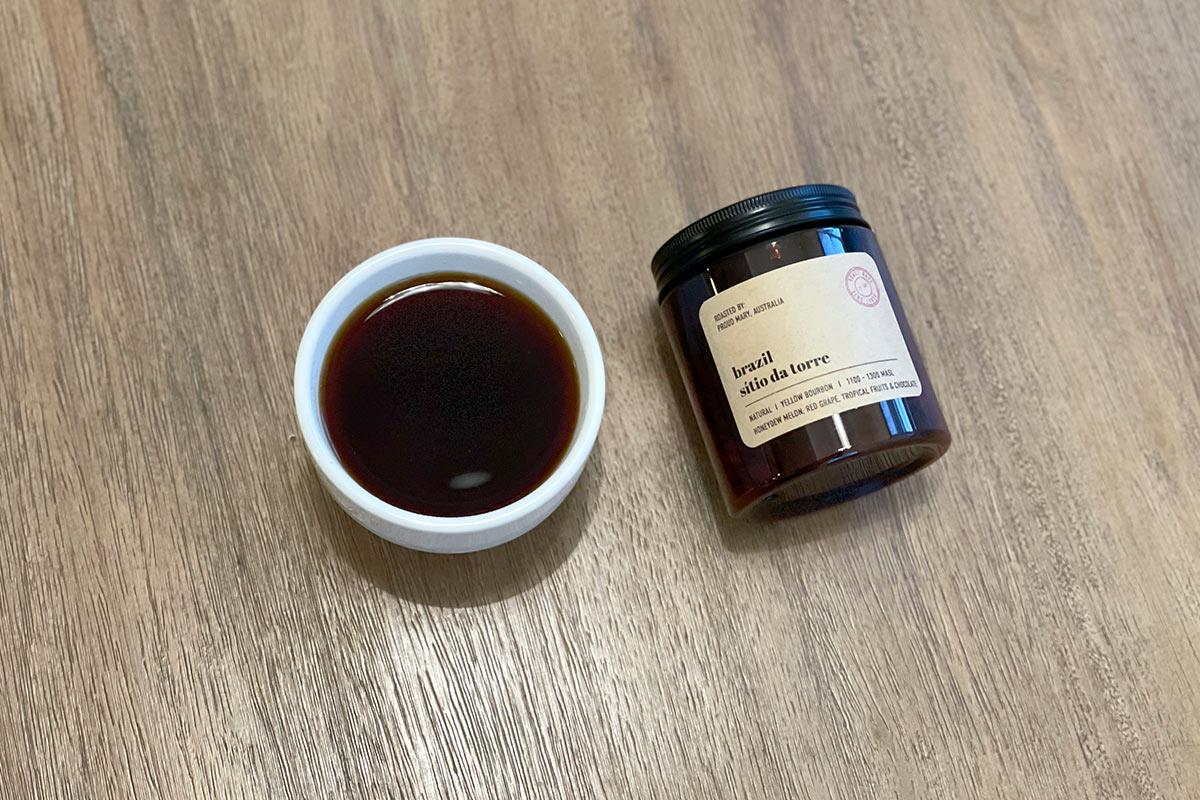 Brazil Sítio da Torre – Proud Mary Coffee via Sans Coffee