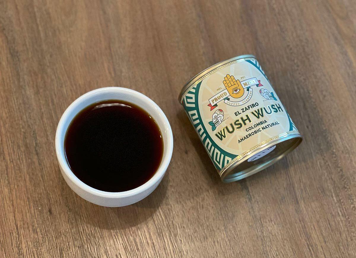 Colombia El Zafiro - Wush Wush – Proud Mary Coffee