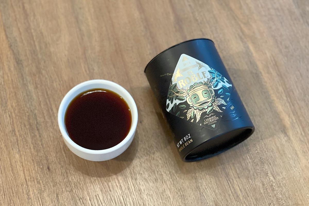 El Roble – Corvus Coffee