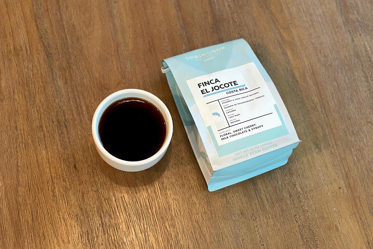Finca El Jocote – Springbok Coffee Roasters