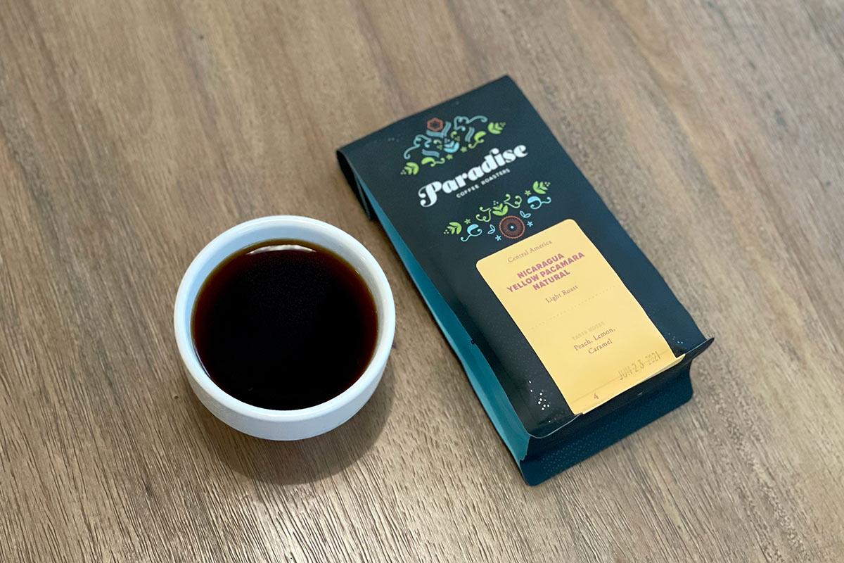 Nicaragua Yellow Pacamara Natural – Paradise Coffee Roasters