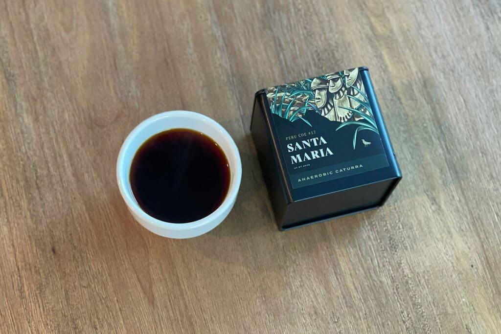 Santa Maria - Peru – Corvus Coffee