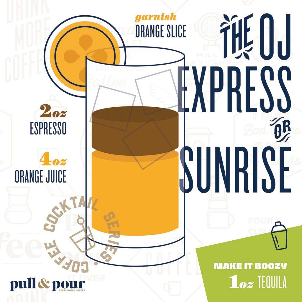 The OJ Express or Sunrise