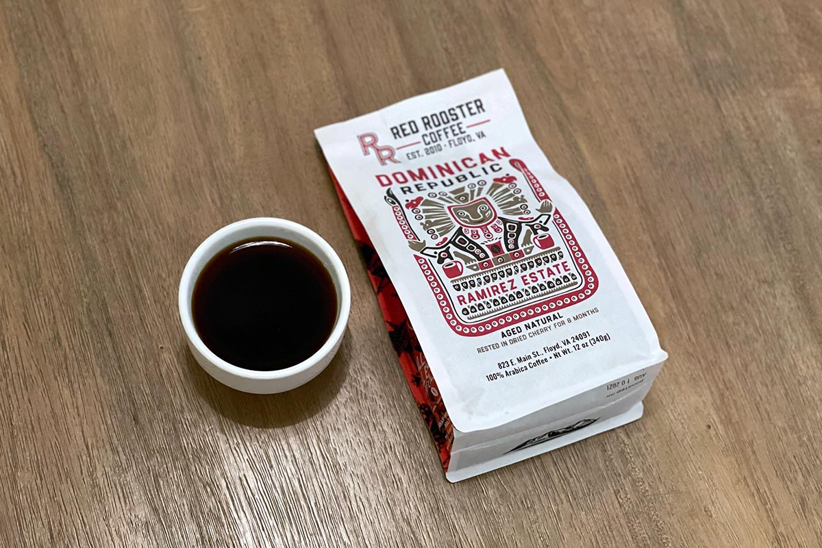 Dominican Republic Ramirez Estate Aged Natural - Red Rooster Coffee