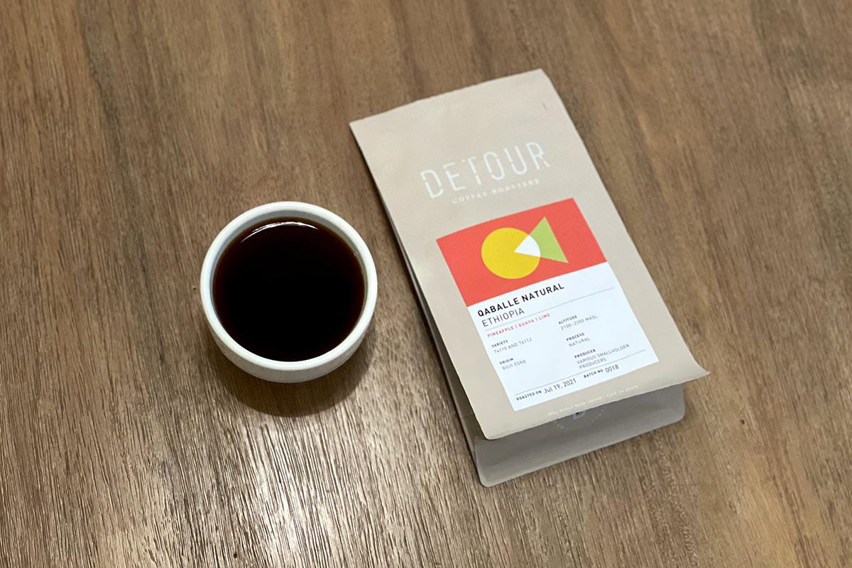 Qaballe Natural – Detour Coffee