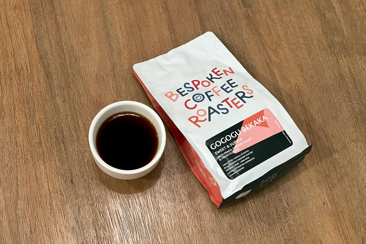 Gogogu Bekaka - Ethiopia – Bespoken Coffee Roasters